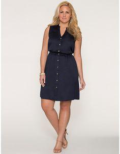 21eb29f921e Lane Bryant. Sleeveless Trench CoatTrench Coat DressSleeveless ShirtPlus  Size BusinessBusiness CasualMature Women ...