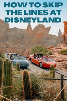 How to skip the lines at Disneyland. #Disneyland #Disney #DisneyCaliforniaAdventure #DCA #DisneylandTips #DisneyVacation #Travel #FamilyTravel #travelingwithkids Disney Hotels, Disney Cruise, Disney Vacations, Vacation Trips, Disney Travel, Vacation Travel, Disney Parks, Walt Disney, Disneyland Tickets