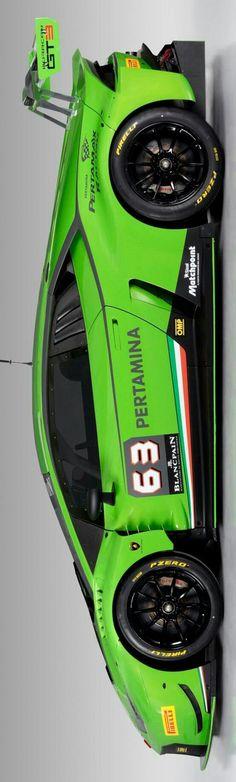 Lamborghini Huracan GT3 by Levon