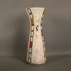 Pottery vase. Jasba. Germany. 1950 - 1955.