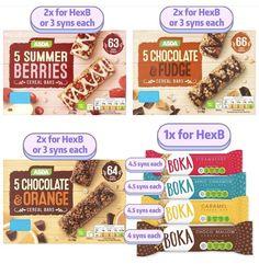Slimming World Tips, Slimming World Desserts, Cereal Bars, Asda, Fudge, Weight Loss, Diet, Snacks, Miniature