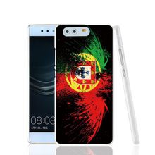 23213 bandeira de portugal caso tampa do telefone para huawei ascend p7 P8 P9 lite plus Maimang 4 G7 G8 Y6 honra V8(China (Mainland))