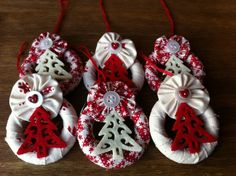 Christmas Tree Decorations - The Supermums Craft Fair