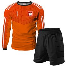 ARMOR SCALY Goalkeeper Kit With Shorts