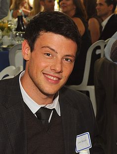 I will miss this face! Cory Monteith...RIP
