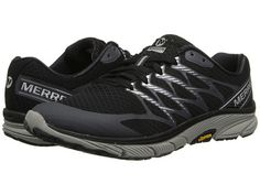 Merrell Bare Access Ultra Black/Silver - Zappos.com Free Shipping BOTH Ways