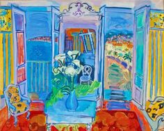 Raoul Dufy - my parents had a print of this on their wall while I grew up