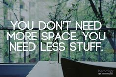 @tinyhousetraders shared this from Becoming Minimalist by tinyhouseblog