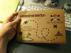 A birthday invitation card I created for a little boy :)