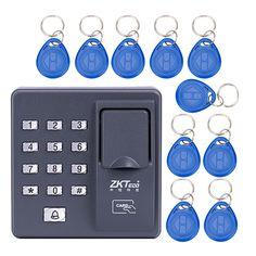 check price digital electric rfid reader finger scanner code system biometric recognition fingerprint #digital #scanner