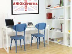 Escrivaninha 160 Duna - Branco Laqueado http://www.meumoveldemadeira.com.br/produto/escrivaninha-160-duna-branco-laqueado