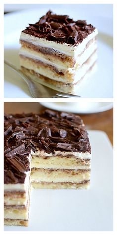 Eggless Tiramisu Recipe by Hunger Hunger Blog | rasamalaysia.com
