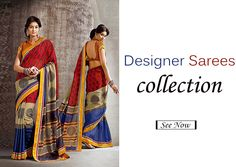 When it comes to dressing in elegance & grace, Shop for the latest #sarees. >> http://hytrend.com/women/ethnic-wear/sarees.html