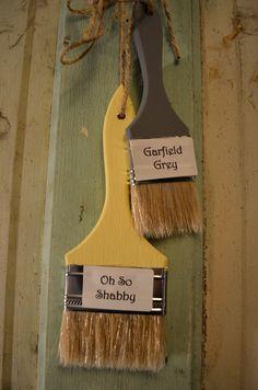 https://www.facebook.com/forallthelittlecouplefans/  Oh So Shabby & Garfield Grey