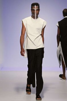 Terrence Bray Spring-Summer 2018 | South Africa Menswear Week