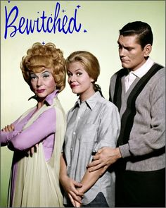 "Endora and ""Darwood""  were fast friends I guess on the set &  in real life!!!"