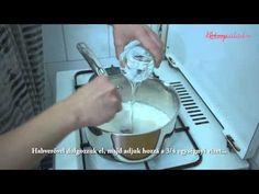 Porcelán gyurma recept videó - Karácsonyi ötletek