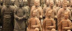 Xi'an - terracotta leger