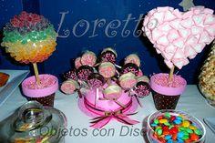 """Loretta """"objetos con diseño"""": Decoración Bautismo"""