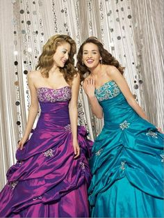 Beautiful ball gown strapless floor length taffeta appliques quinceanera dresses x6527