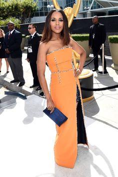 2014 Emmy Awards Red Carpet - Celebrity Looks from the 2014 Emmys - Harper's BAZAAR