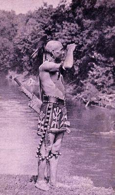 LASLEY -  MESKWAKI , 1923