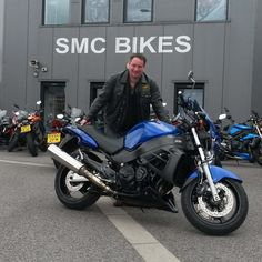 Its a muscle bike for Andrew enjoy the #Honda #X11 pal and thanks again :) smcbikes.com 01142525454 http://ift.tt/2pT9QIq