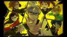 Yosuke Hanamura, Yu Narukami, Shin Megami Tensei Persona, Japanese Video Games, Game Character Design, Feel Tired, Manga, Best Games, Wallpaper Backgrounds
