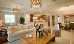 This open floor plan from Lennar offers lots of space; is this what it takes to put a smile on your face?
