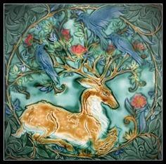 Vu sur Pinterest.com Voir aussi: http://matinlumineux.blogspot.fr/2015/06/ceramique-art...