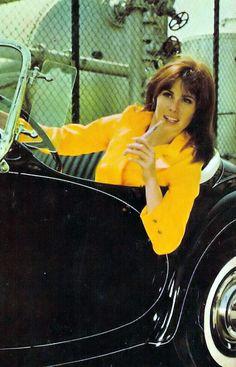 Stefanie Powers - The Girl from U.N.C.L.E., 1966.