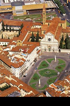101 Florence.S.Maria Novella.1278.aerial