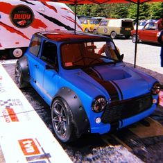 Mini Cooper Classic, Classic Mini, Classic Cars, My Dream Car, Dream Cars, Mini Morris, Vw Gol, Hot Wheels, Drifting Cars