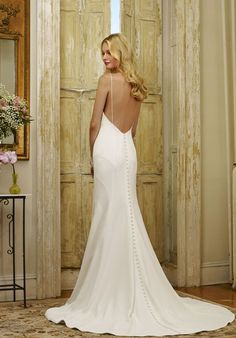 Robert Bullock Bride Cadence Mermaid Wedding Dress