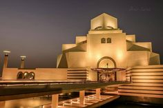 Museum Of Islamic Art #Doha #Qatar @amrrr_saleh  TAG your PHOTOS #Qatarism