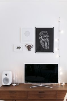 NEW PRINTS IN OUR LIVING ROOM