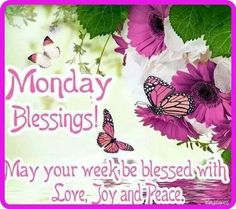 Daily Blessings :)