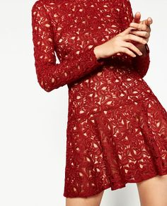Image 5 de ROBE EN DENTELLE de Zara