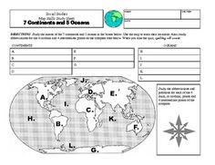 Geography Quiz | art lesson ideas | Pinterest | Continents and ...
