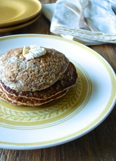 Quinoa pancakes, Quinoa and Pancakes on Pinterest