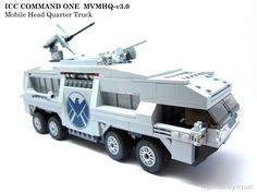 Mobile HQ Command One