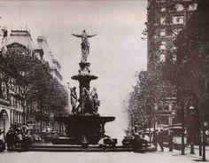 Fountain Square - Historic Cincinnati pictures