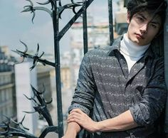 Miura Haruma Haruma Miura, Kaito, Beautiful People, Men Sweater, About Me Blog, Cinema, Japan, This Or That Questions, Image