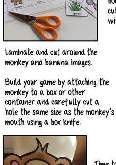 Monkey And Banana, Container