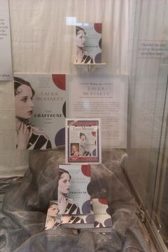 More window display love (and praise!) by @Copperfields in Petaluma!