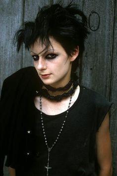Photograph by Derek Ridgers, 1982