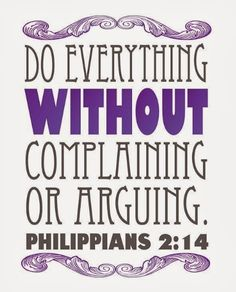 I often have to remind my boys of this scripture....:)