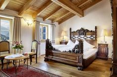 SchlossGemächer im 4* sup. Schlosshotel | Schloss Mittersill
