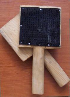 Tailor's - Catany, Textile technique, part 1