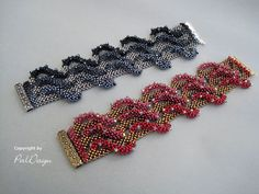 "Tutorial Bracelet ""Sinus"""